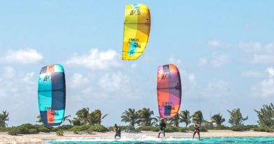 Video Kitesurf